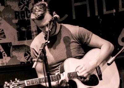 Guitar Lessons Nottingham